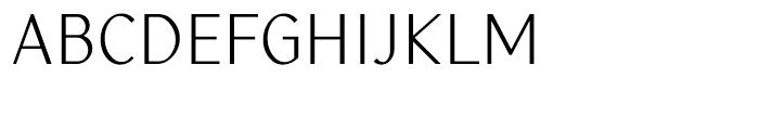 Delamere Regular Font UPPERCASE
