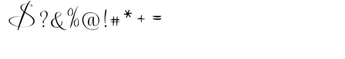 Delikat Font OTHER CHARS