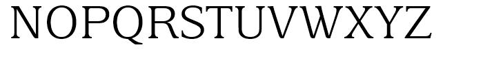 Delima Light Font UPPERCASE