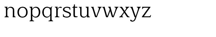Delima Light Font LOWERCASE