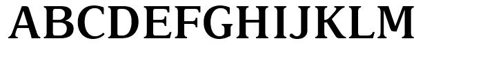 Delima Semi Bold Font UPPERCASE