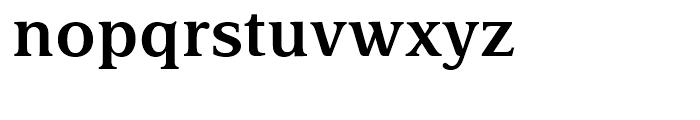 Delima Semi Bold Font LOWERCASE