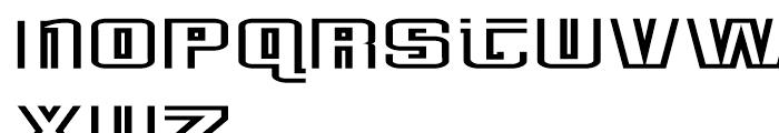 Deluxe Ducks Regular Font UPPERCASE