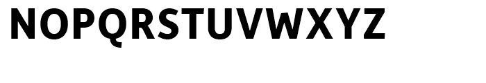 Depot New Bold Font UPPERCASE
