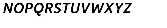 Depot New Medium Italic Font UPPERCASE