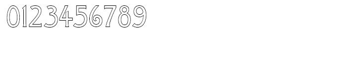 Desdemona Regular MST Font OTHER CHARS
