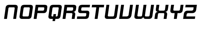 Design System B 700 I Font UPPERCASE