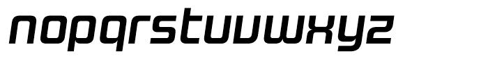 Design System B 700 I Font LOWERCASE
