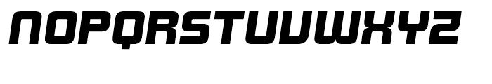 Design System B 900 I Font UPPERCASE