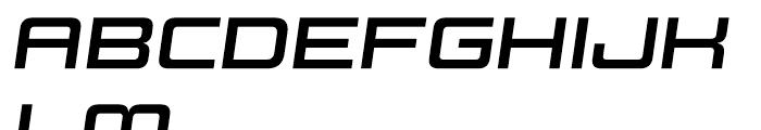 Design System C 700 I Font UPPERCASE