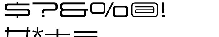 Design System D 500 R Font OTHER CHARS