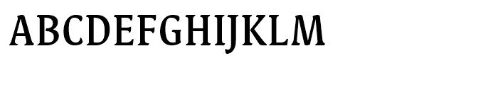 Destra Medium Font UPPERCASE