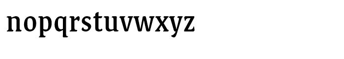 Destra Medium Font LOWERCASE