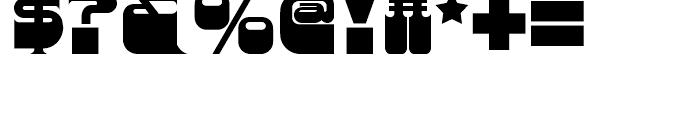 Deukalion NF Regular Font OTHER CHARS