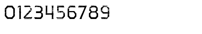 Dever Serif Wood Regular Font OTHER CHARS