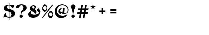 Devinne Ornament Regular Font OTHER CHARS