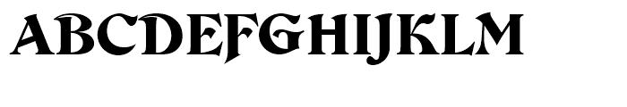 Devinne Ornament Regular Font UPPERCASE