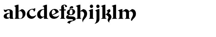Devinne Ornament Regular Font LOWERCASE