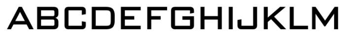 DeLuxe Gothic Shortcaps Font UPPERCASE