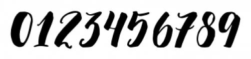 December Sparks Regular Font OTHER CHARS