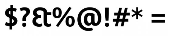 DejaRip Bold Font OTHER CHARS