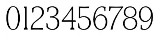 Derringer Serial Xlight Font OTHER CHARS