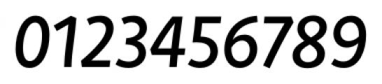 Deva Ideal Regular Italic Font OTHER CHARS
