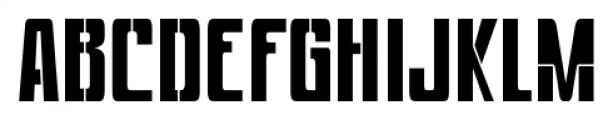 Devama SRF Regular Font LOWERCASE