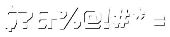 Dever Sans Accent Bold Font OTHER CHARS