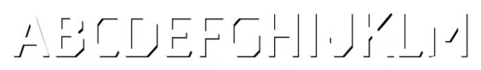Dever Sans Accent Regular Font LOWERCASE