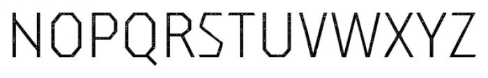 Dever Sans Jean Light Font UPPERCASE