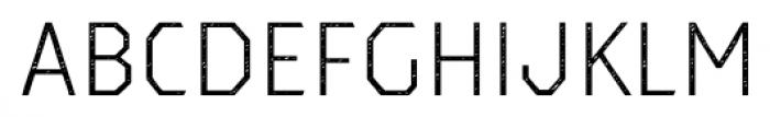 Dever Sans Jean Light Font LOWERCASE
