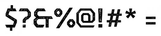 Dever Sans Jean Medium Font OTHER CHARS