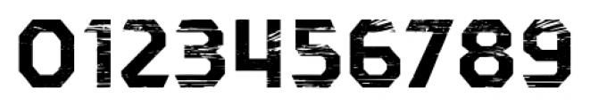 Dever Sans Wood Bold Font OTHER CHARS