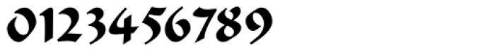 De Bellis Font OTHER CHARS