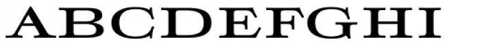 DeSoto Black Font LOWERCASE