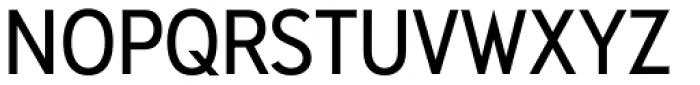 Deansgate Condensed Font UPPERCASE