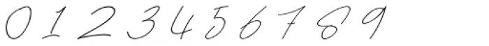 Dear Nathan Regular Font OTHER CHARS