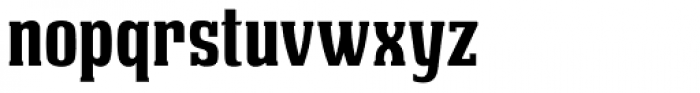 Deathe Maach ENFORCE Font LOWERCASE