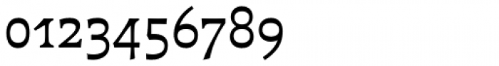 Deberny Text Small Caps Regular Font OTHER CHARS