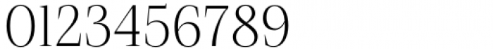 Debira Light Font OTHER CHARS