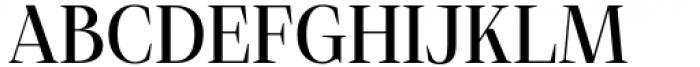 Debira Medium Font UPPERCASE
