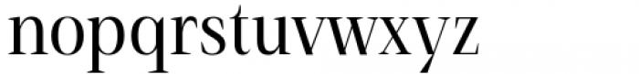 Debira Medium Font LOWERCASE