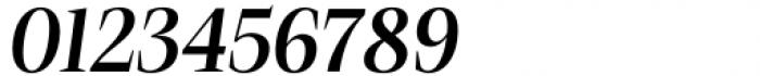 Debira SemiBold Italic Font OTHER CHARS