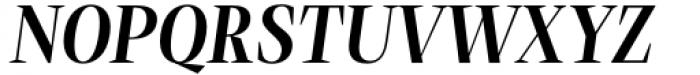 Debira SemiBold Italic Font UPPERCASE