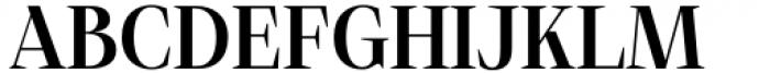 Debira SemiBold Font UPPERCASE