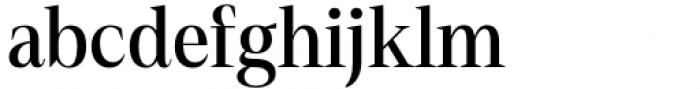 Debira SemiBold Font LOWERCASE