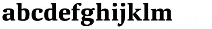 Deca Serif New Black Font LOWERCASE