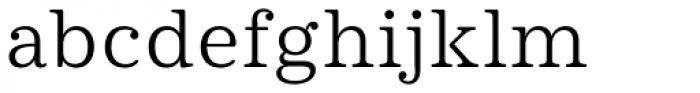Deccan Font LOWERCASE