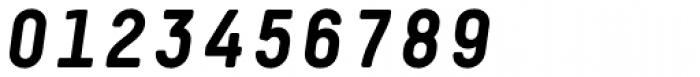 Decima Mono Pro Bold Italic Font OTHER CHARS
